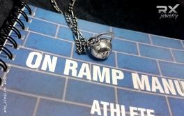Кулон гиря серебро. #RX_Jewelry #RXj