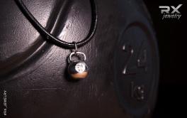 Cпортивные ювелирные украшения. 925 проба. #RX_Jewelry