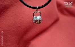 Спортивные украшения. Женские и мужские кулоны. #RX_Jewelry