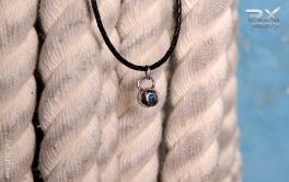 Кулон гиря 24кг. Аксессуары для спортсменов. Серебро 925. #RX_Jewelry