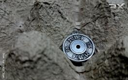 Кулон блин от штанги 21-15-9 #RX_Jewelry #RXj