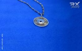 WOD KILLER. Sterling Silver. Подарочные аксессуары для спортсменов. #RXj #RX_Jewelry