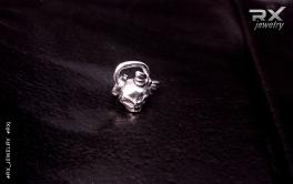 Кулон гиря Eva в виде черепа #RXj #RX_Jewelry