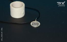 Спортивные сувениры. Стерлинговое серебро. Родий. #RX_Jewelry #RXj
